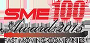 SME100 Awards 2015 logo