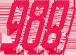 988 logo