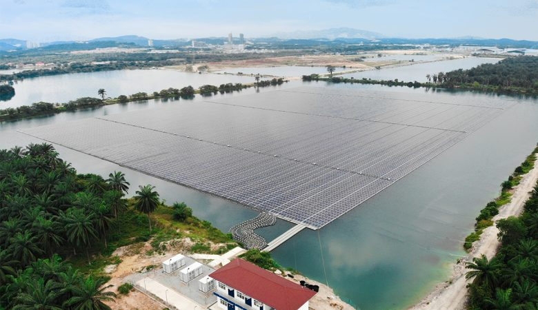 Solarvest First Floating LSS